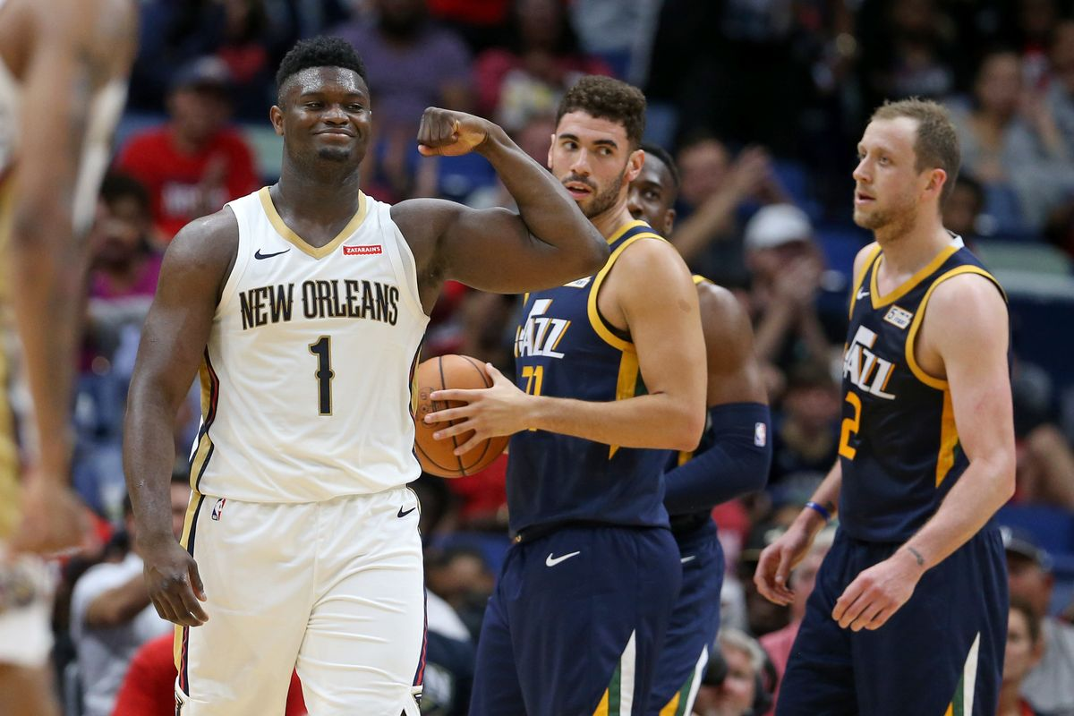 Pels And Zion Williamson Will Host Grizzlies At Smoothie King Center