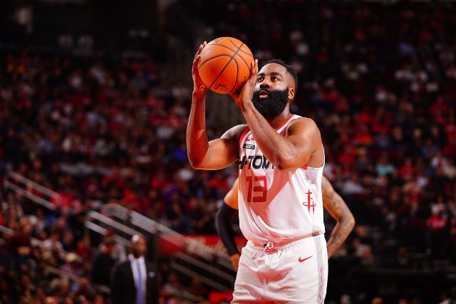 Rockets And James Harden Will Host Sixers At Toyota Center