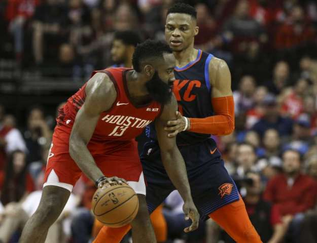 Rockets And Russell Westbrook Will Host Thunder At Toyota Center