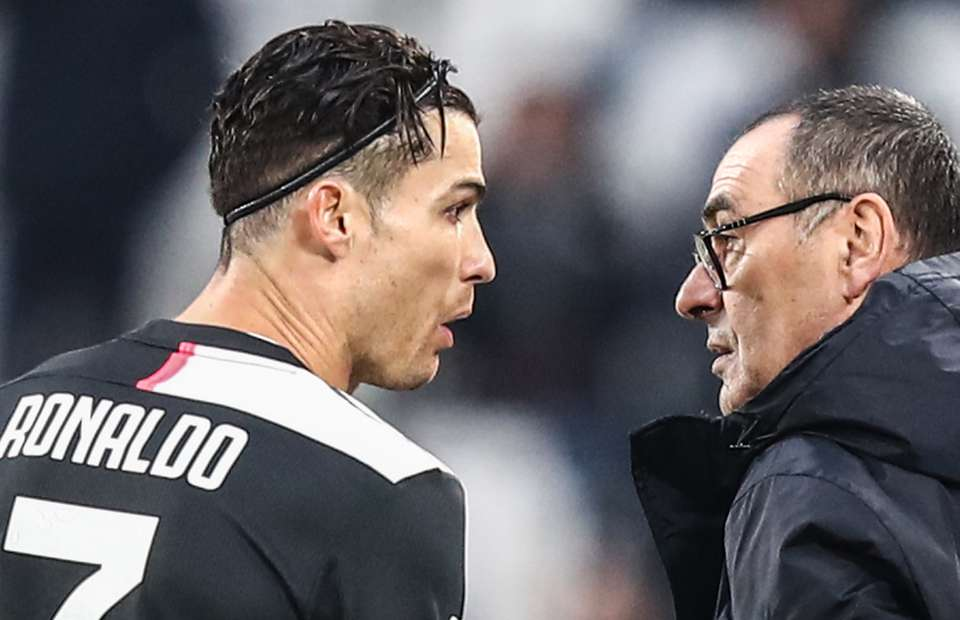 Sarri Angry Messi Has More Ballon d'Or Awards Than Ronaldo