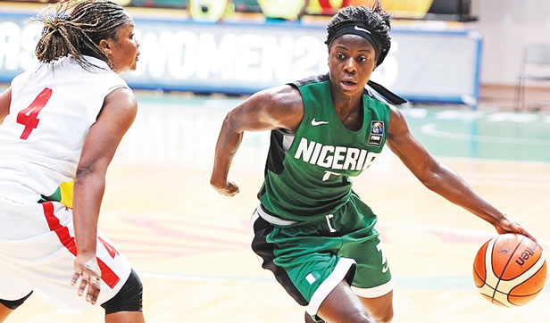 Ogoke Replaces Atosu For D'Tigress' Olympics Qualifying Tournament
