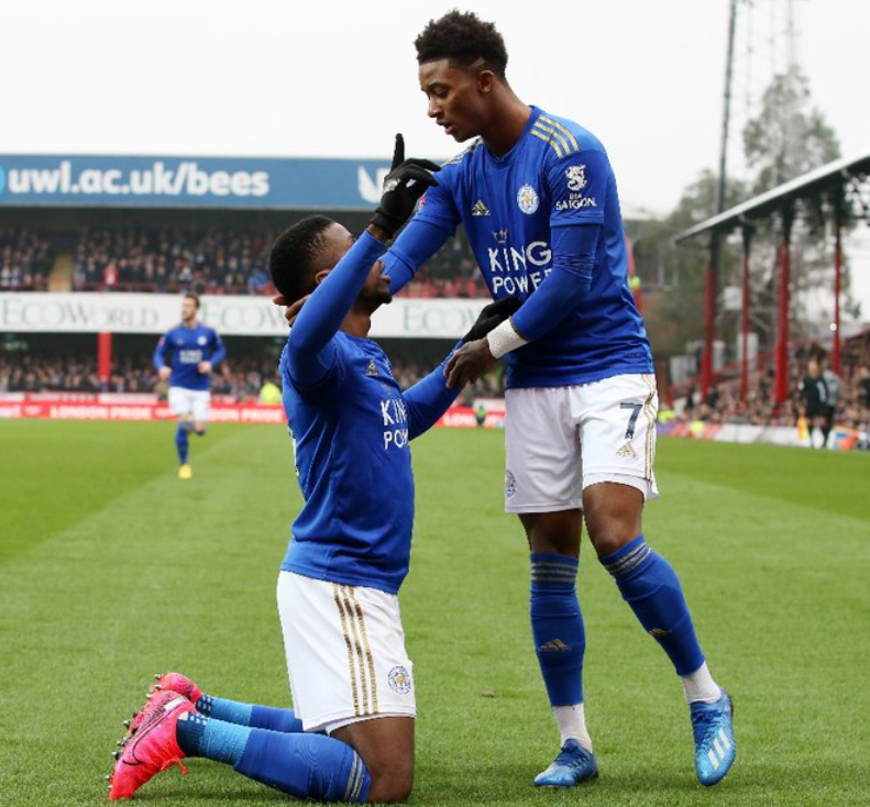 Iheanacho: Why I Was Nervous In Leicester Win Vs Brentford