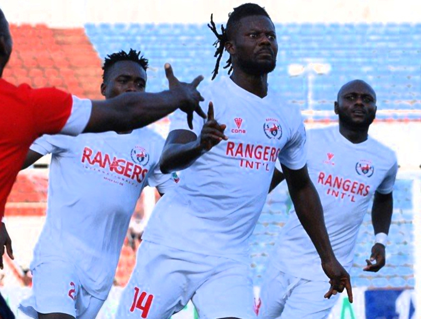 Ogbuke Rejoins Rangers After Six Months Without Club
