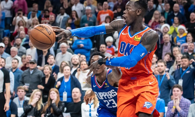 Thunder And Dennis Schroder Will Host Mavericks At Chesapeake Energy Arena