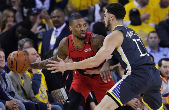 Warriors Come To Town To Meet Damian Lillard And Blazers, At Moda Center