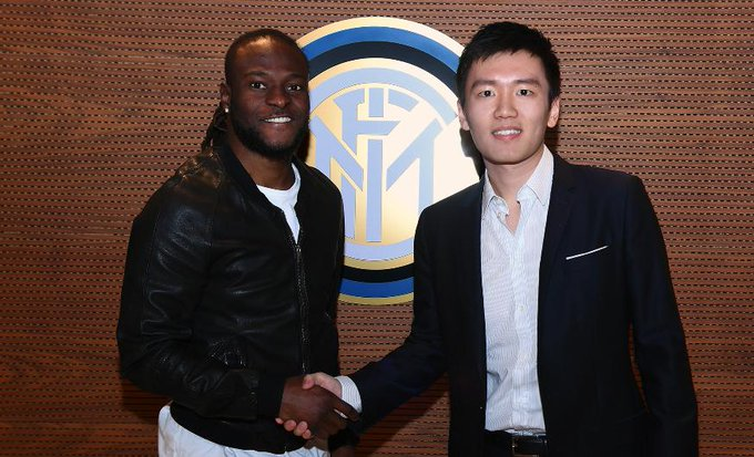 Moses  Thrilled To Reunite With Conte At Inter Milan