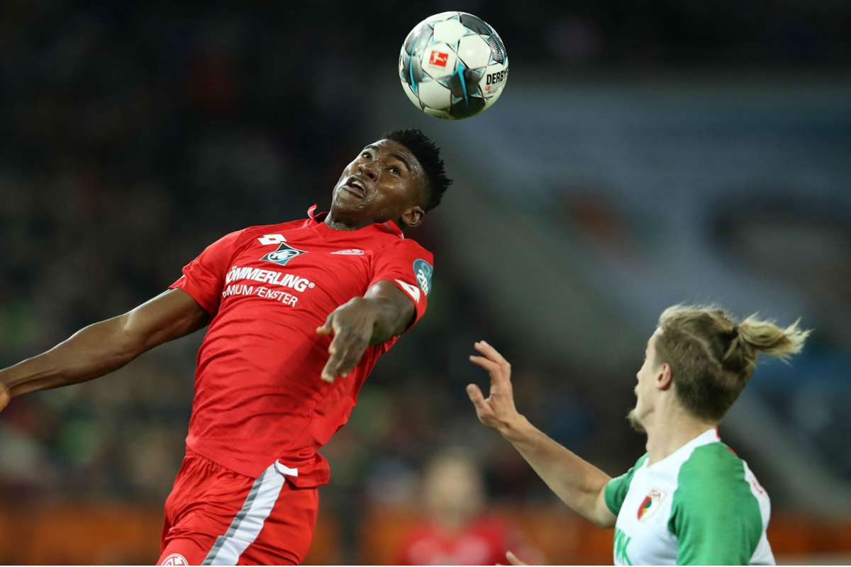 Awoniyi Set To Leave Mainz Amid Interest From Europe