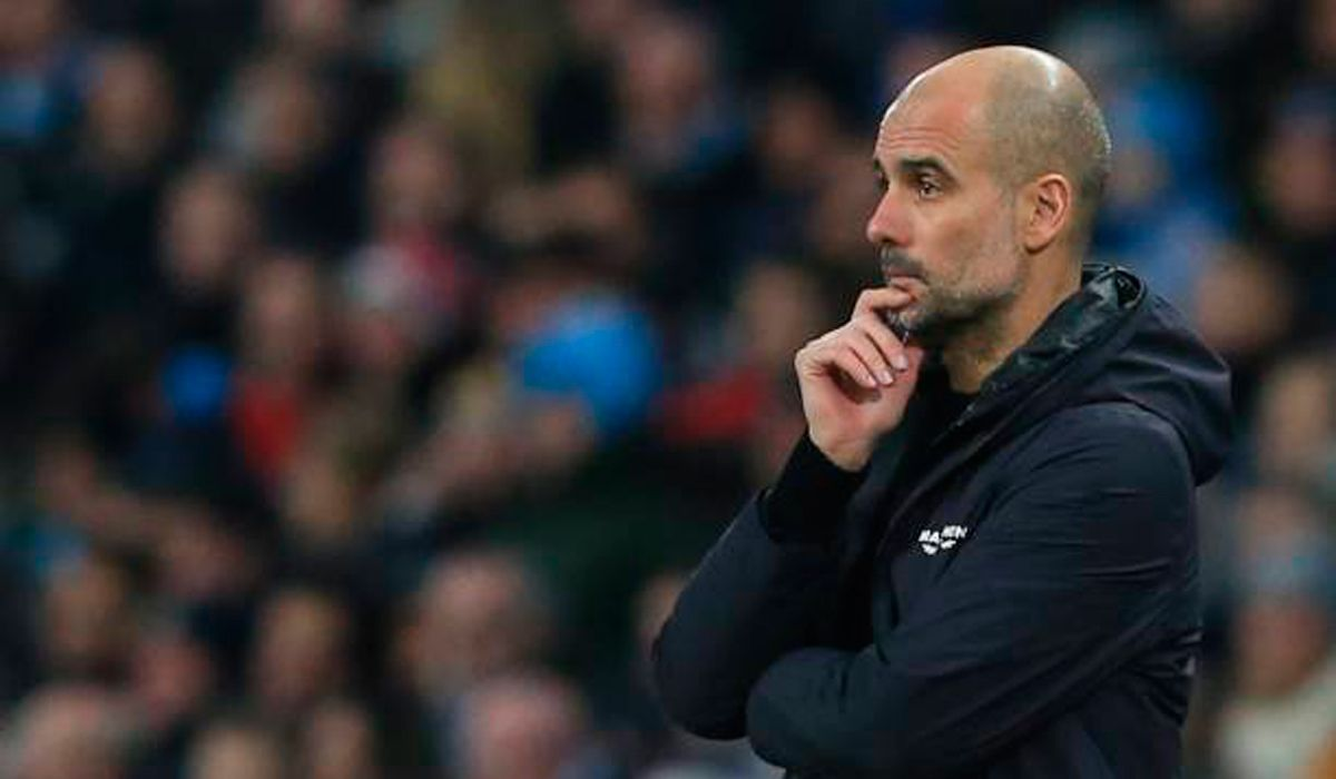 Guardiola Faces Sack If Man City Lose To Madrid In UCL Tie
