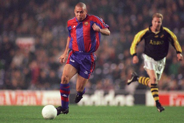 Brazil Legend Ronaldo Reveals Reason For Barcelona Exit After One Season