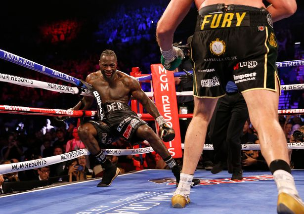 Wilder Taken To Hospital After Brutal Fury defeat