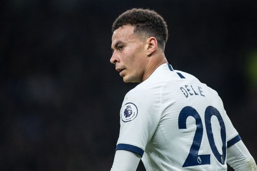 Alli Handed One – Match Ban, £50,000 Fine Over Social Media Post