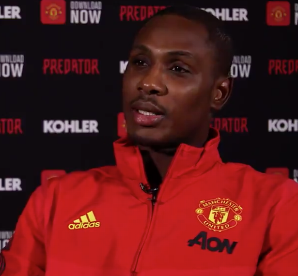 Berbatov: Ighalo Can Fill  Manchester United's No. 9 Void