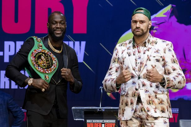 Fury Promises 'Most Exciting Fight In 50 Years' In Wilder Rematch