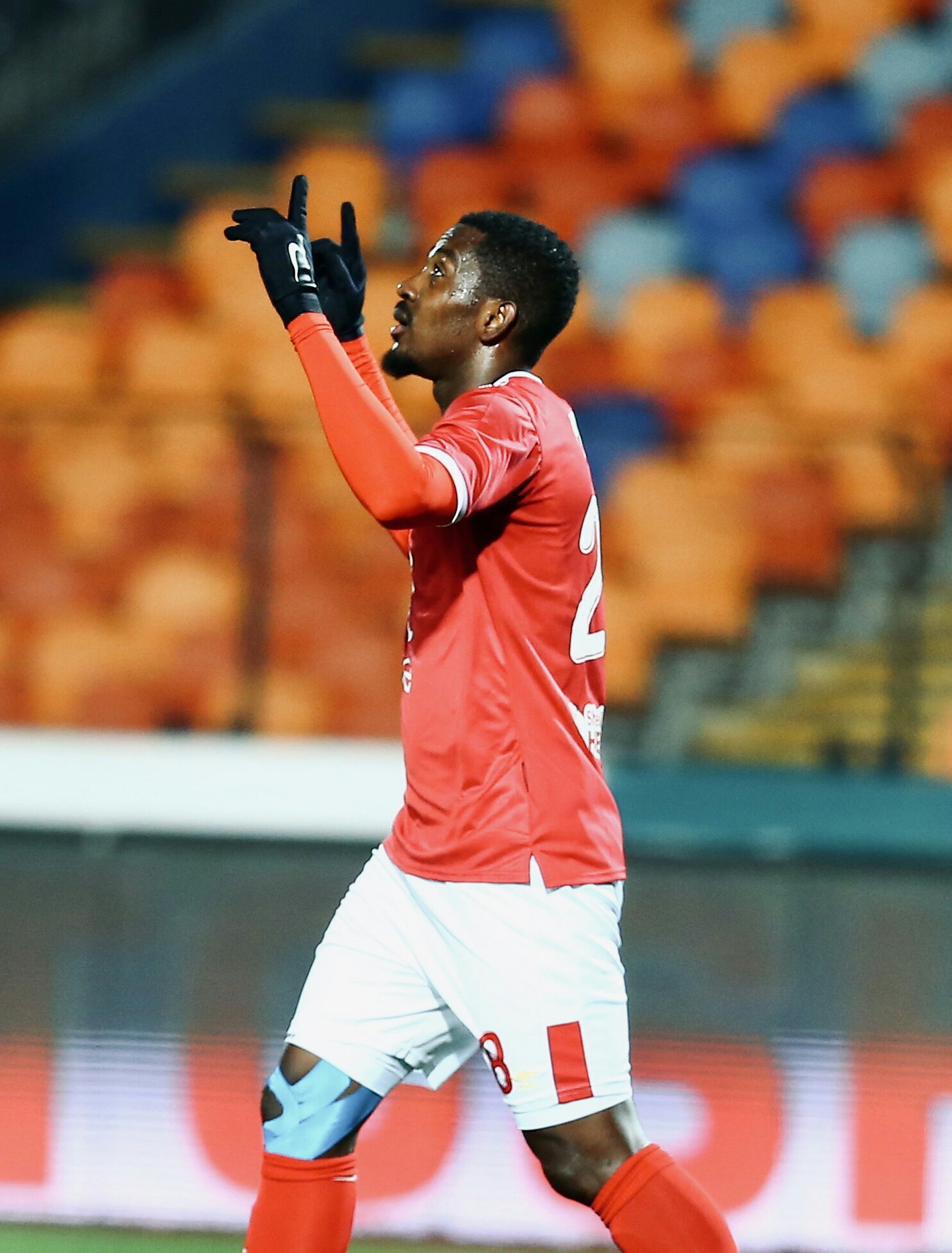 Ajayi On Target As Ahly Win; Extend Lead At The Top