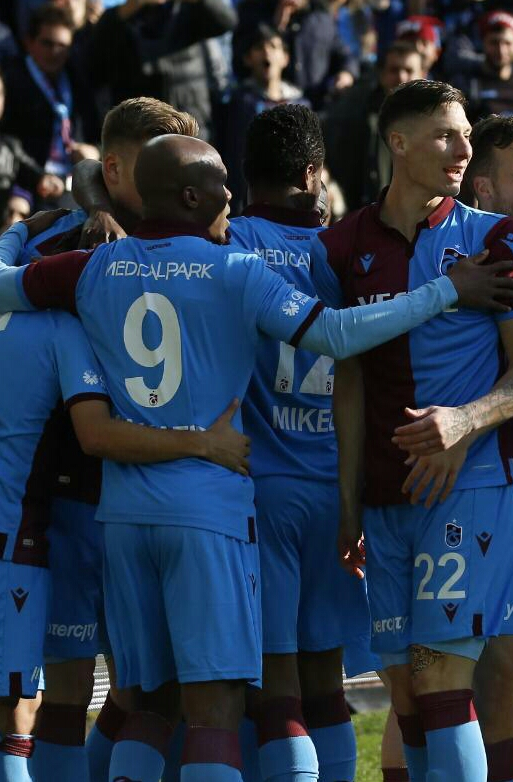 Mikel Stars, Nwakaeme Subbed Off Early As Trabzonspor Beat Sivasspor To Go Top