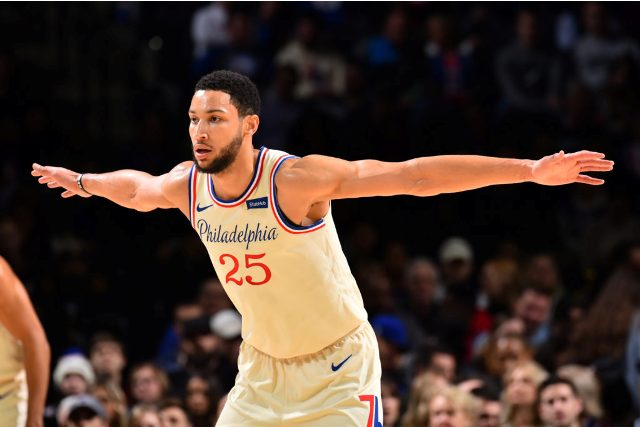 76ers And Ben Simmons Will Host Grizzlies At Wells Fargo Center