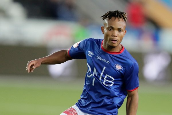 Ejuke On Target As CSKA Moscow Thrash Real Murcia In Friendly Match