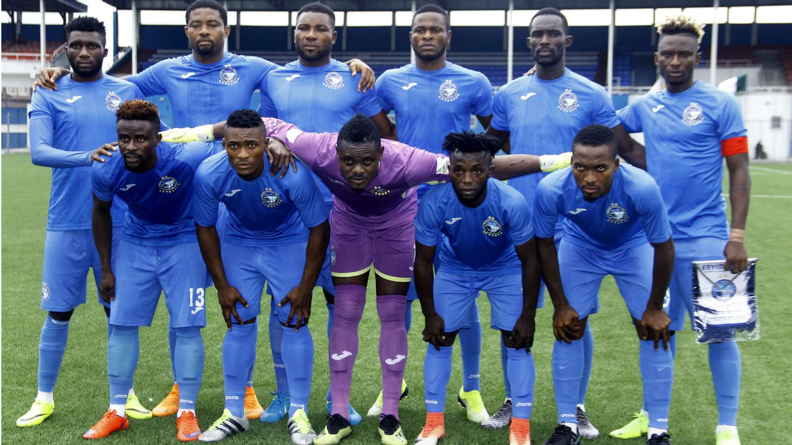 Confed Cup:  Enyimba To Face Guinea's Horoya In Q/Final