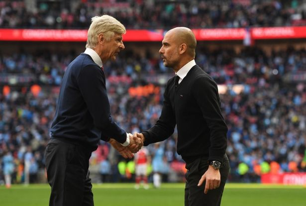 Wenger: City Cannot Go Unpunished, They Bought  All My Players At Arsenal