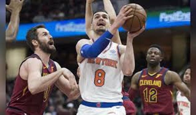 Cavaliers And Collin Sexton Will Host Knicks At Quicken Loans Arena