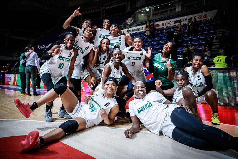 NBBF President, Kida, Backs D'Tigers, D'Tigress To Win Medals At Tokyo Olympics