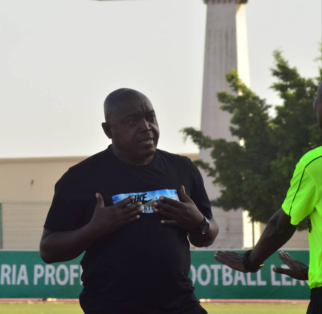 Abia Warriors Part Ways With Head Coach Emmanuel Deutcsh