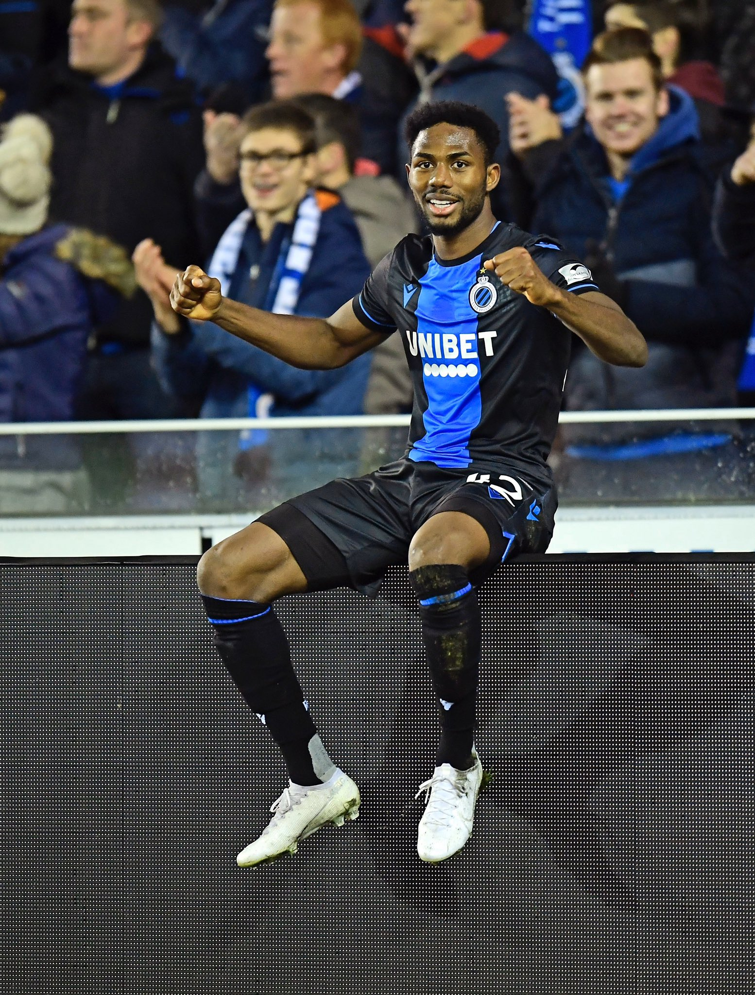 Europa League: Dennis, Okereke Named In Club Brugge Squad For Man United Clash