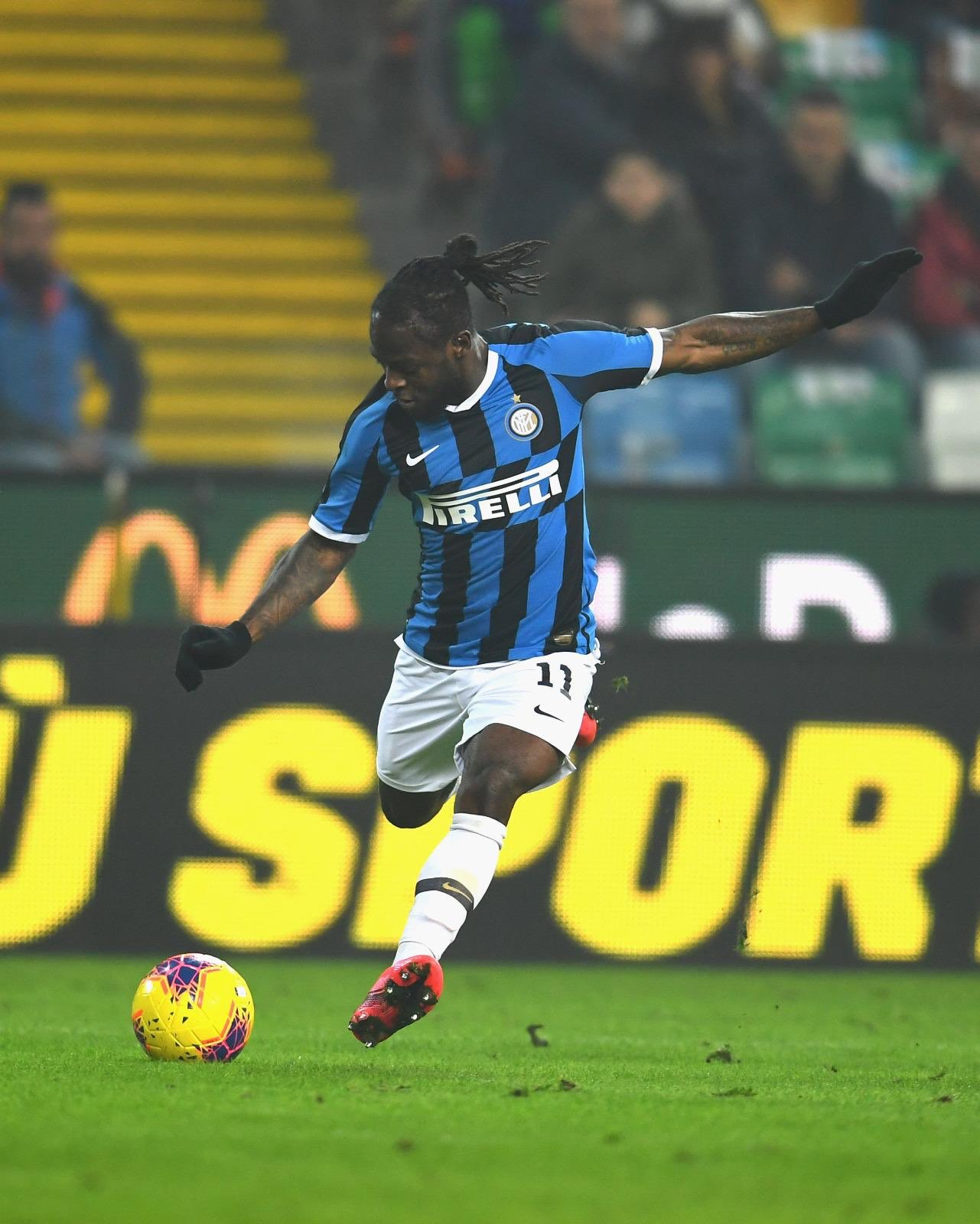 Eagles Roundup: Moses Grabs  Assist For Inter; Akpom Bags Brace In PAOK's Win Vs OFI