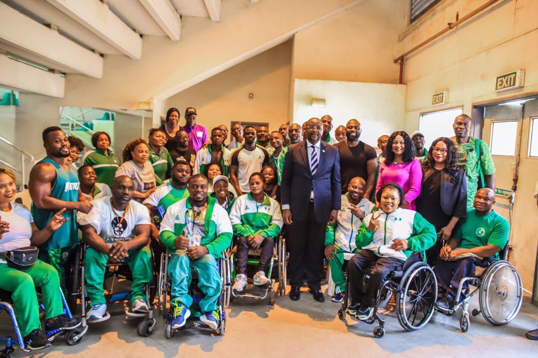 Team Nigeria: Second Phase of Tokyo Olympics Camp begins