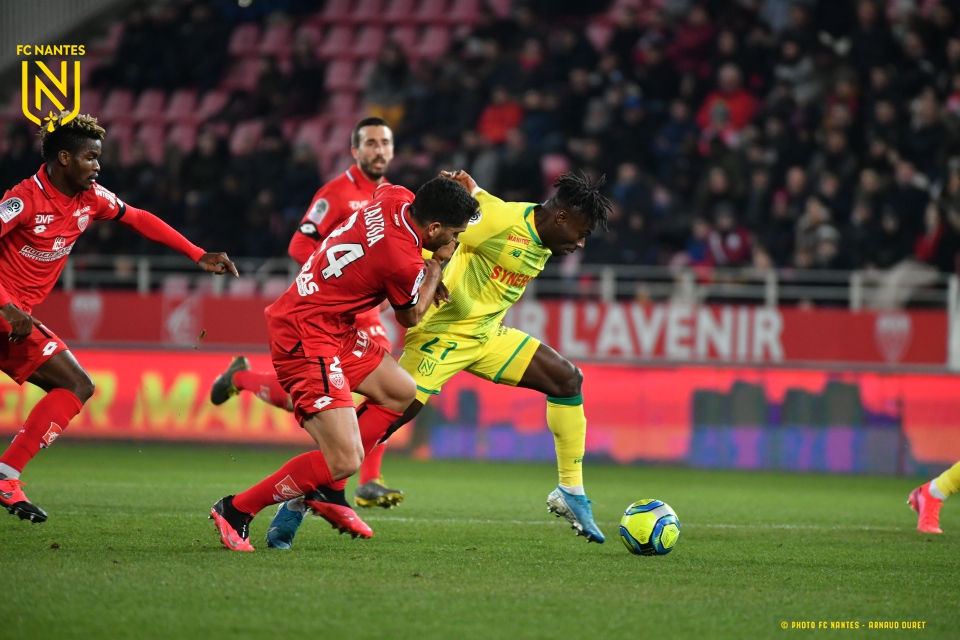 Nantes To Know Extend Of Simon's Injury Next Week