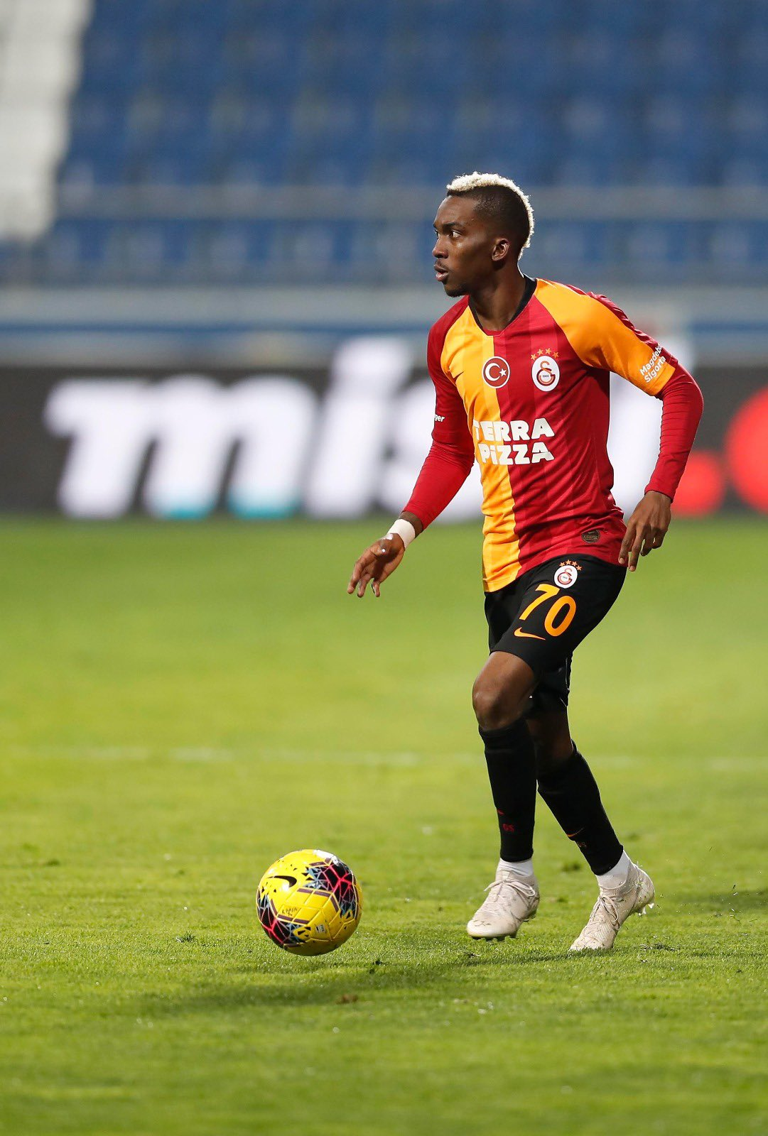 Onyekuru Relishes Galatasaray  'Significant'  Win At Kasimpasa