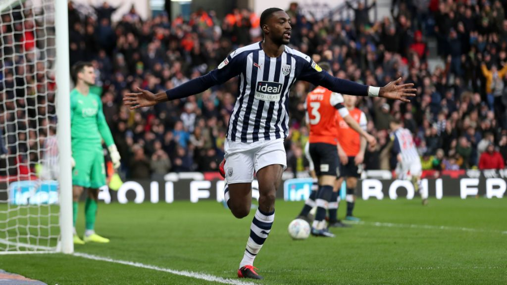 Ajayi Goes For 30th Championship Game, 6th Goal For West Brom