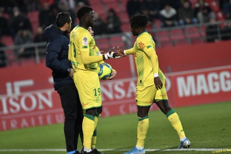 Nantes Boss Gourcuff Declares Simon Fit For Metz Clash