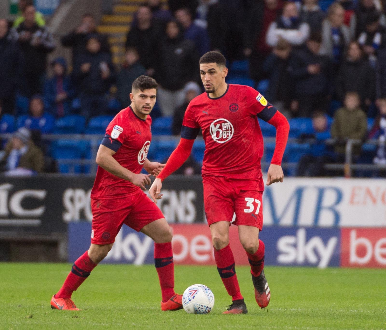Balogun Tasks Wigan Teammates To Continue Relegation Fight