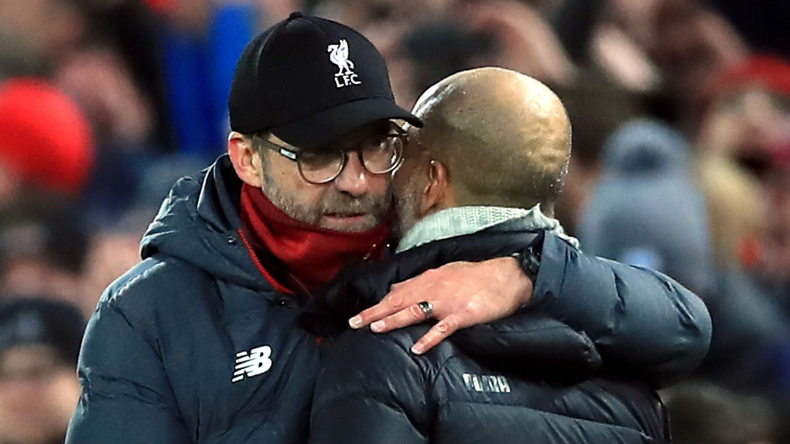 Klopp Offers Sympathy To Guardiola, Man City After UEFA Ban