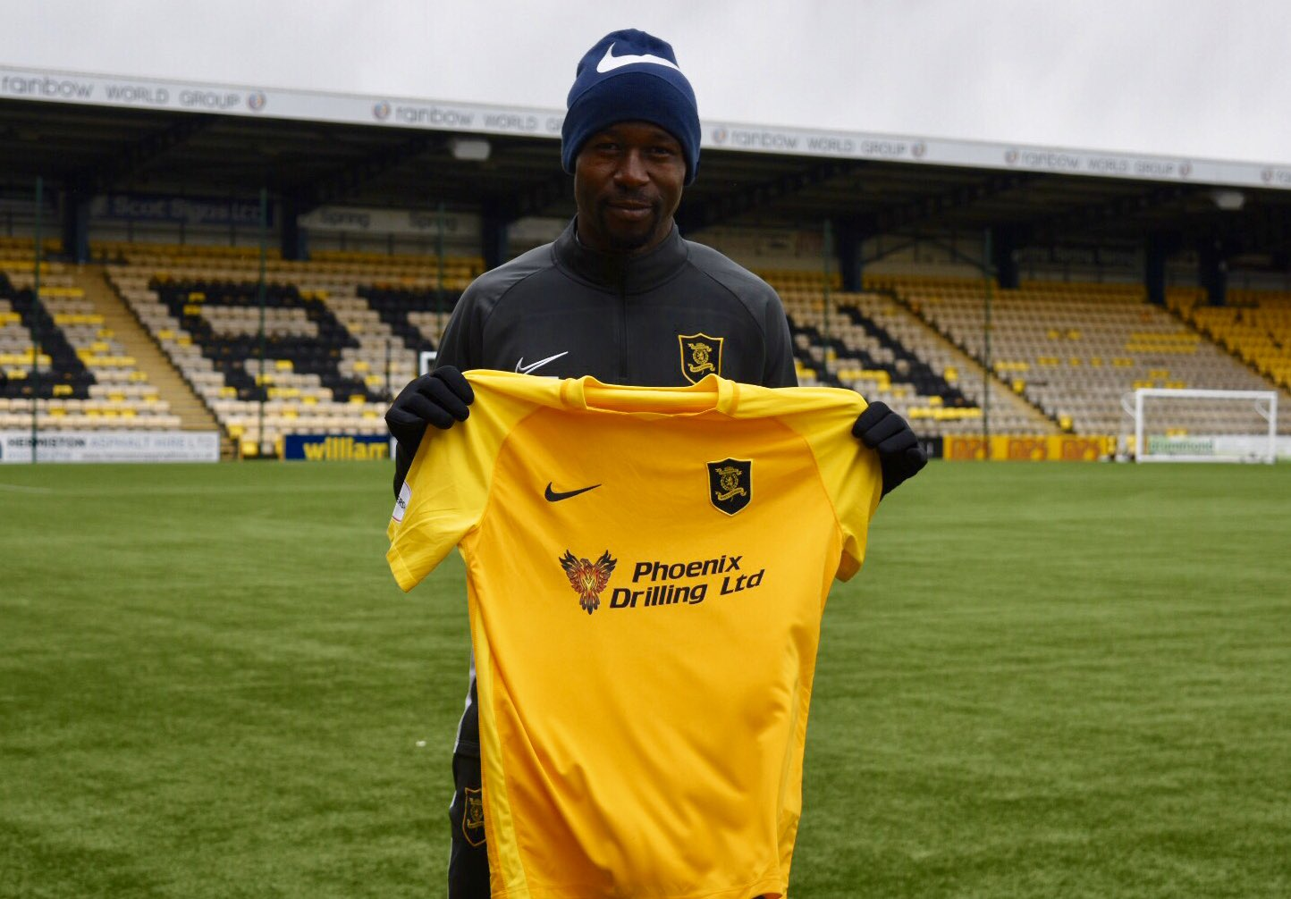 Ambrose  Joins Scottish Club Livingston On 18-Month Contract