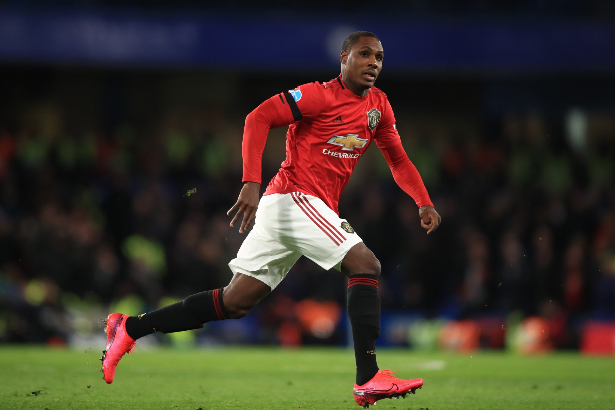 Ighalo Has Settled Well Into Life At Manchester United- Andreas