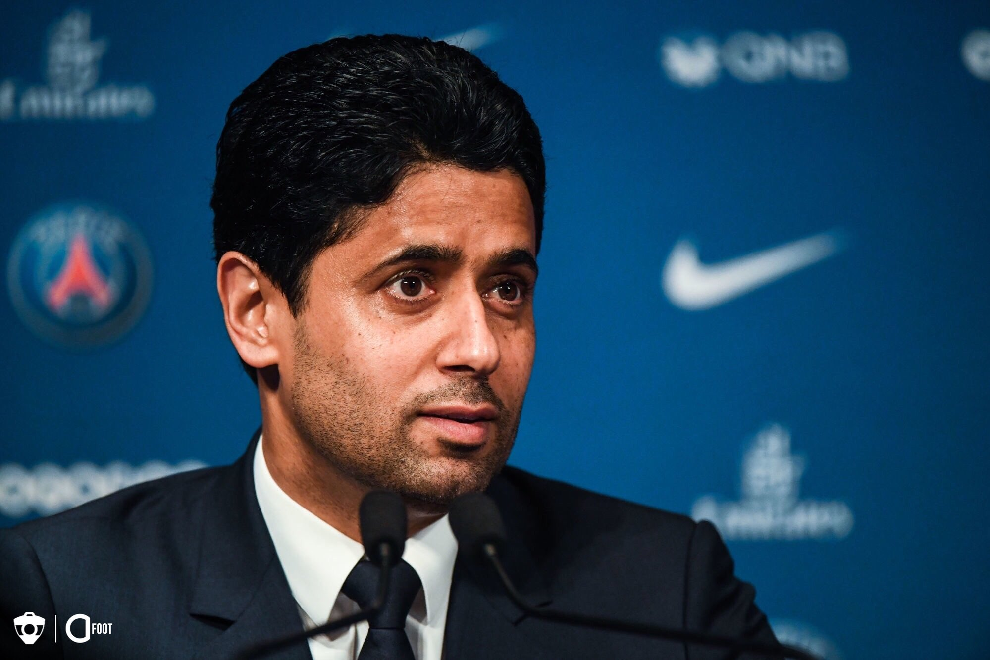 PSG President Al-Khelaifi Charged In Corruption Probe
