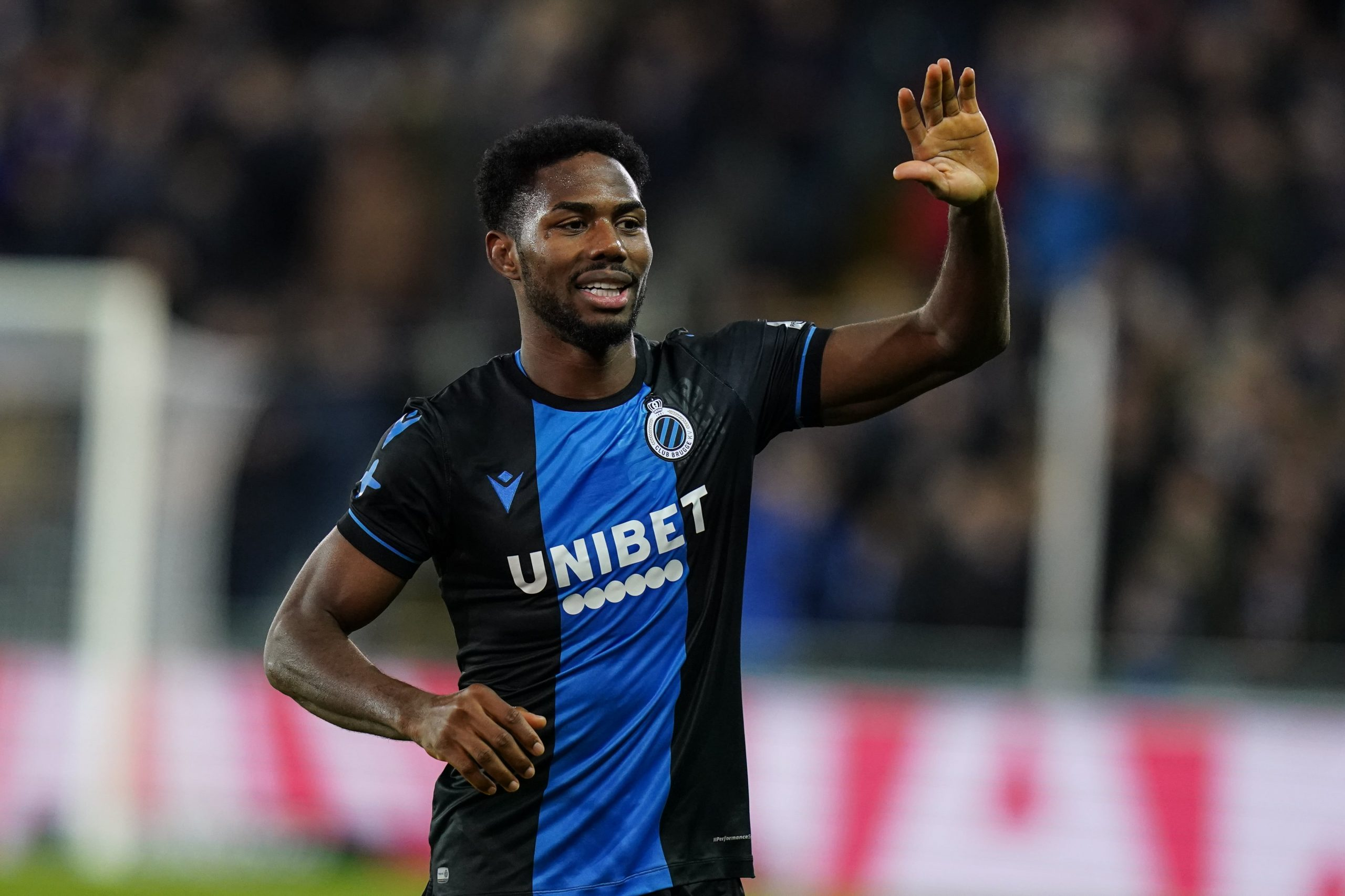 Dennis, Okereke Win Belgian League Title With Club Brugge