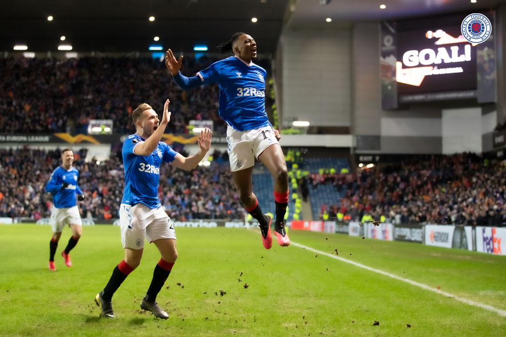 Rangers Asst. coach, McAllister: Rarely Left-Back Role Won't Harm Aribo
