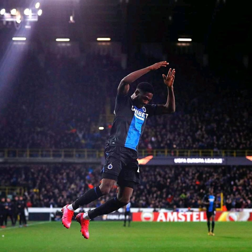 Dennis: Club Brugge  Can Beat Manchester United At Old Trafford