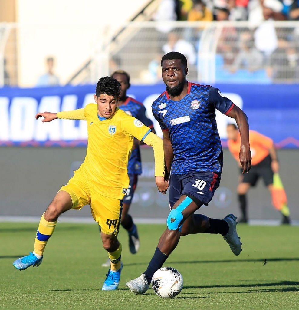 Ogu In Action As Al Adalah Draw Again; Extend Winless Run