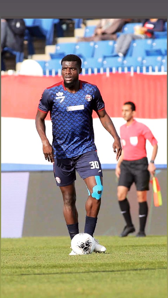 Ogu Laments Struggling Al Adalah's Draw Again