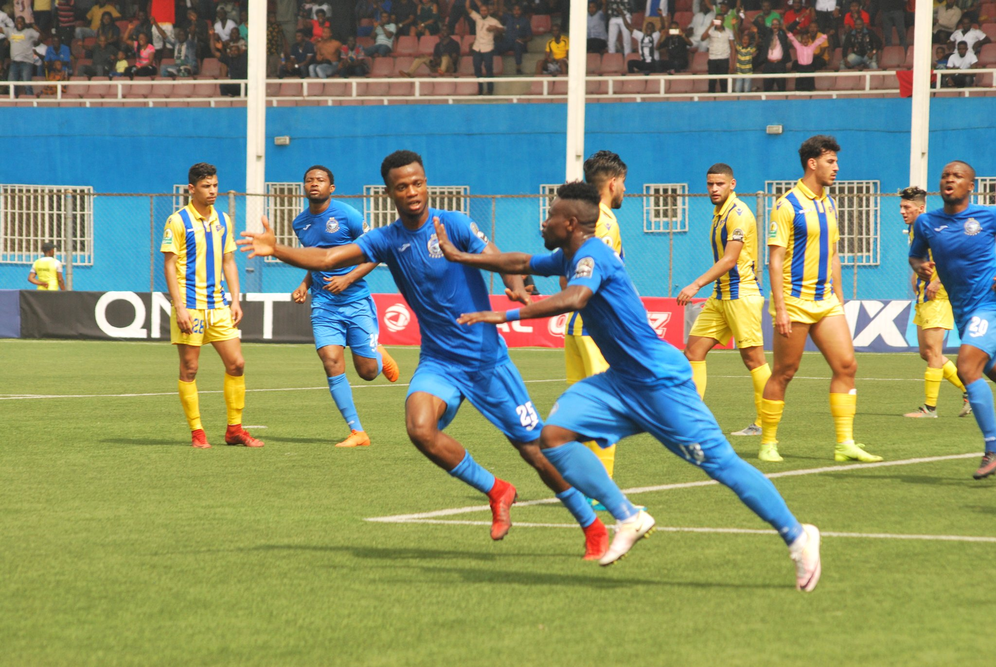 Mbaoma: I've Fulfilled Part of My Mission in Enyimba; We've Trophies Ambition