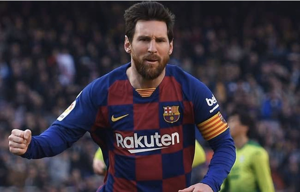 Messi Slams Claims Of Barcelona Transfer Exit