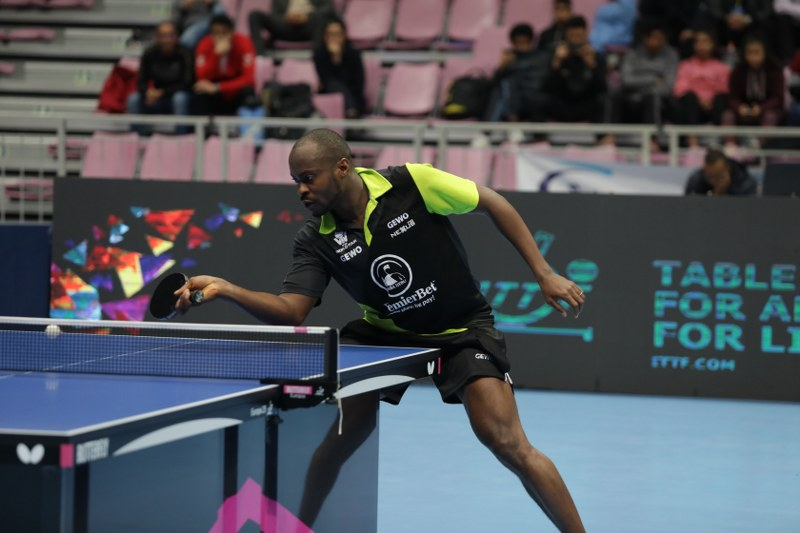 ITTF-Africa Cup: Quadri, Edem Lose To Egyptian Foes In Final