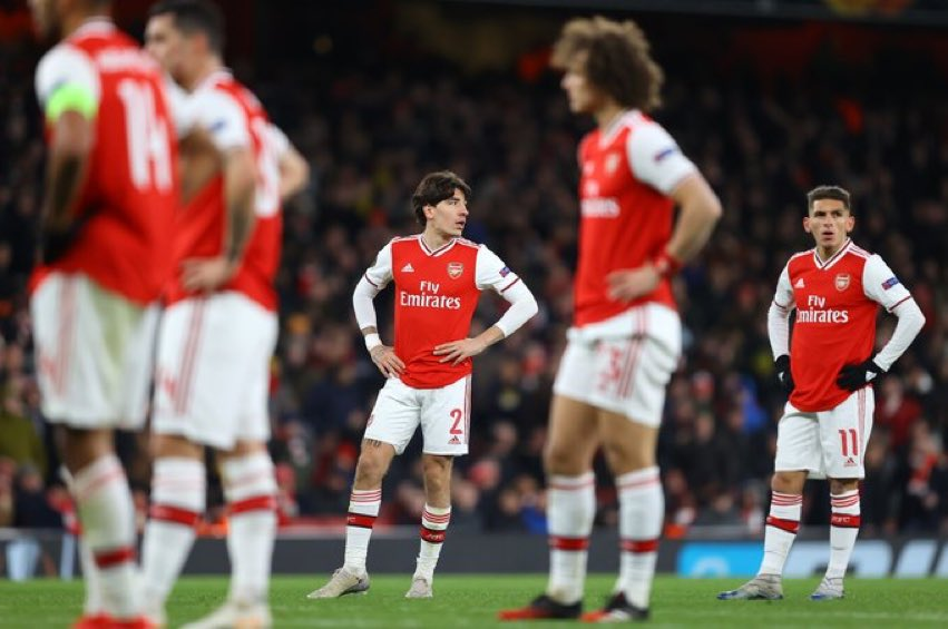 Europa: Olympiakos Send Arsenal Packing With Late Goal