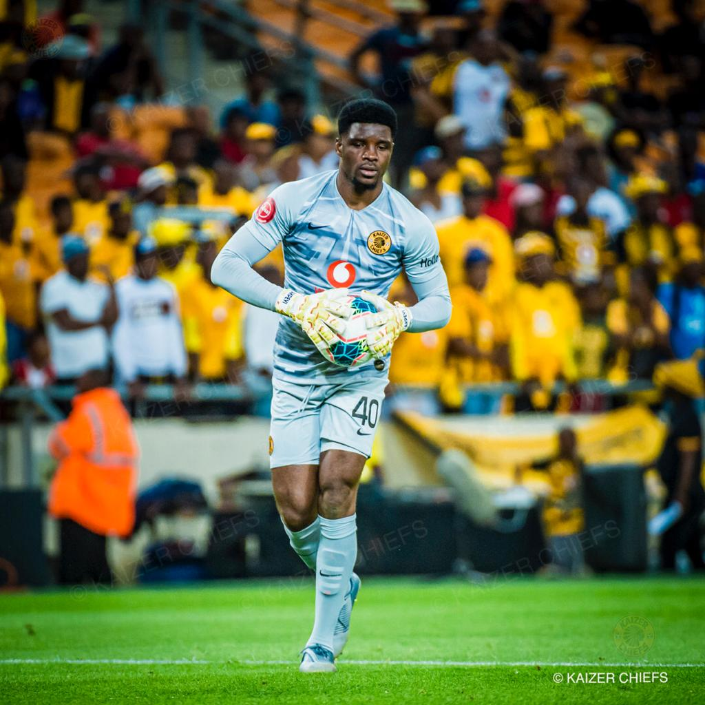 Akpeyi Makes 20th PSL Appearance As Kaizer Chiefs Retain Top Spot