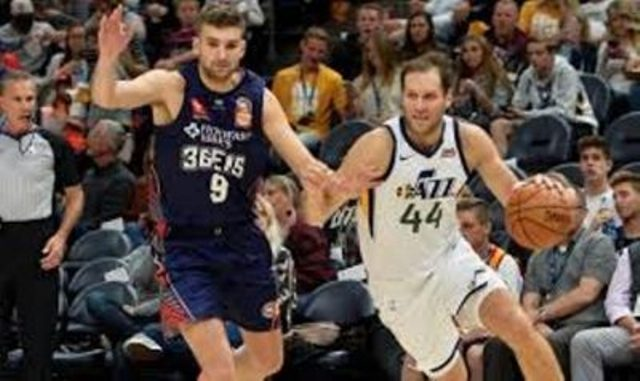 Jazz And Bojan Bogdanovic To Host Heat At Vivint Smart Home Arena