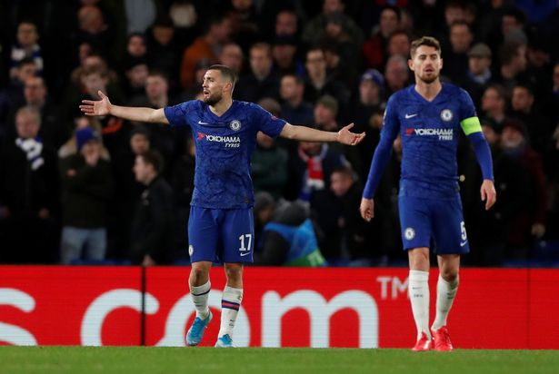 Lampard Singles Out Kovacic For Praise After Chelsea's Defeat To Bayern